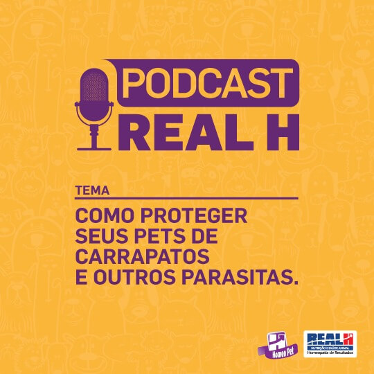 Podcast Parasitas Homeo Pet