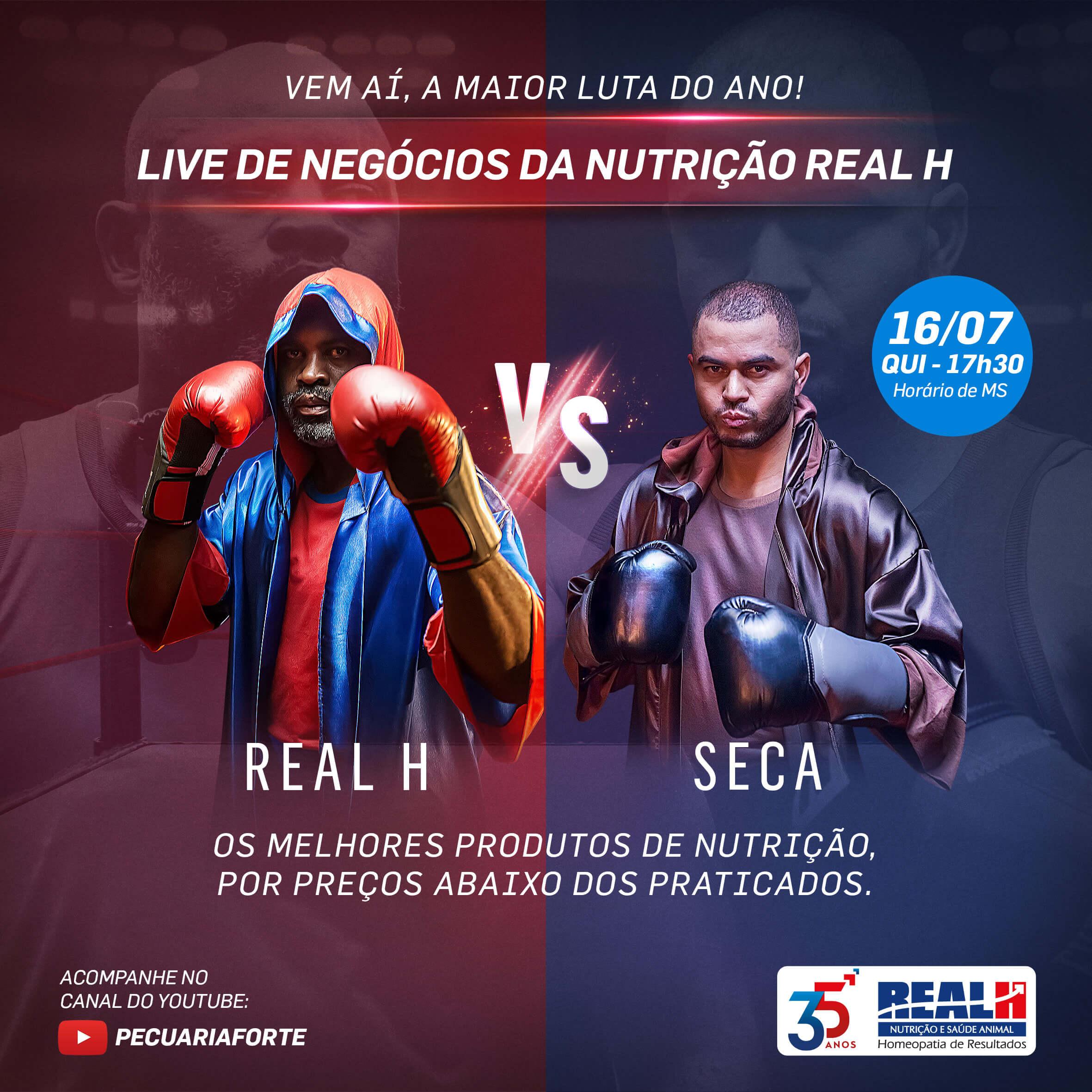 Live Real H X Seca